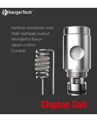 Kanger Clapton coil 0.5ohm