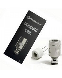 SSOCC Ceramic Toptank Kanger Subohm coils & SubTank