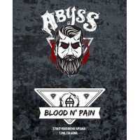 Blood n Pain 60ML Abyss Mix N Vape (smoothie με φράουλες και μπανάνες) by Paragon