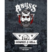 Hounds Of Hell 60ML Abyss Mix N Vape (Bourbon,βανίλια,καρύδα) by Paragon