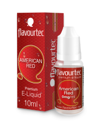 FLAVOURTEC American Red 10ml
