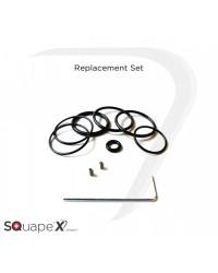Stattqualm SQuape X  Replacement set
