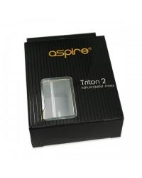 Aspire Triton 2 / Atlantis Ανταλλακτικό γυαλί pyrex