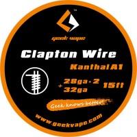 Geekvape Clapton KA1 Wire (28ga*2/32ga) 5m