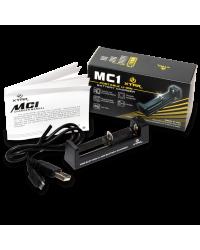 Xtar MC1 μονός φορτιστής μπαταριών